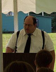 Pastor Meldrum