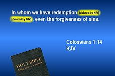 Verse Comparisons